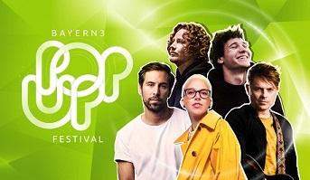 BAYERN 3 Pop up Festival