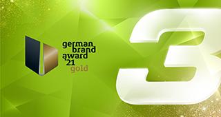 German Brand Award für BAYERN 3