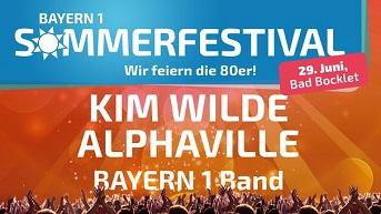 BAYERN 1 Sommerfestival