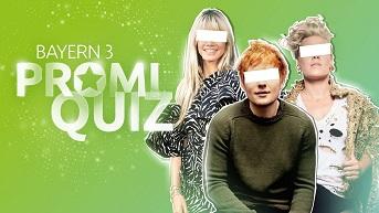 BAYERN 3 Promi-Quiz