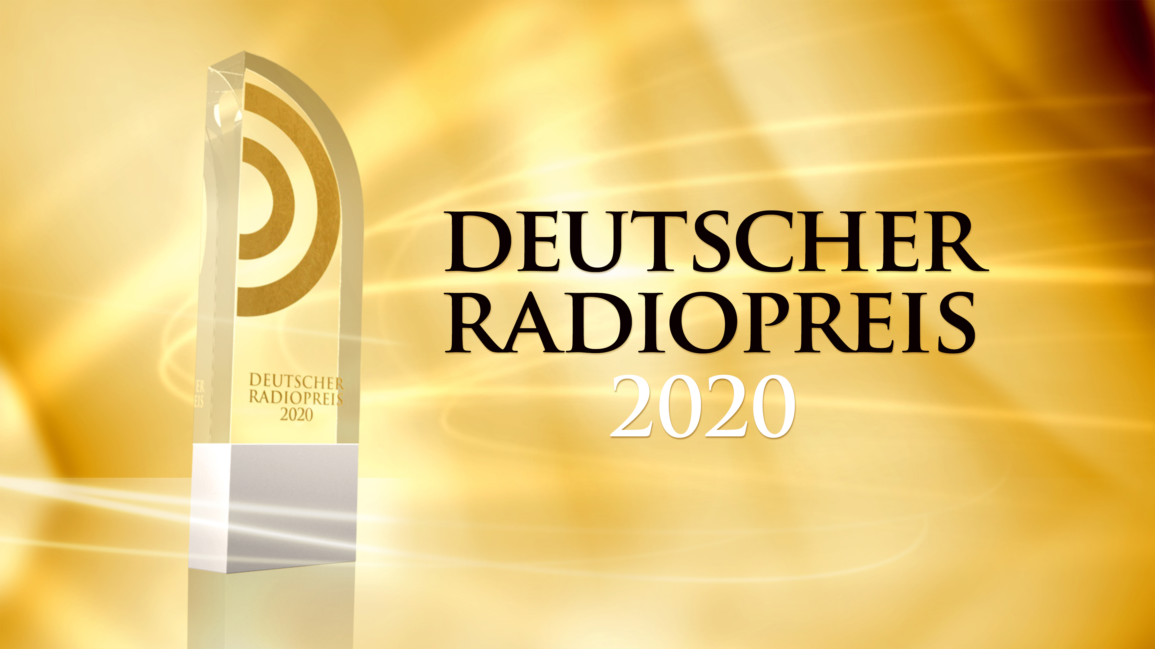 Deutscher Radiopreis 2020