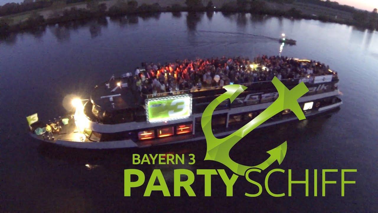 BAYERN 3 Partyschiff